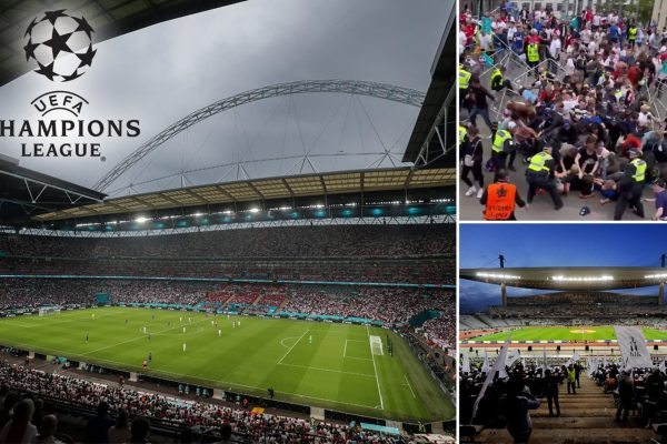Wembley Stadium will still be selected to host the 2024