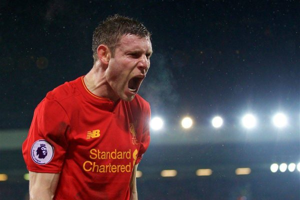Milner likes the highly competitive centre-back.