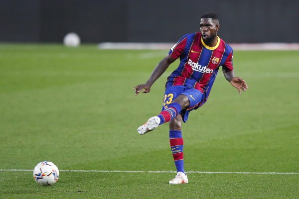 Barcelona find a way to let Samuel Umtiti leave the club this summer.